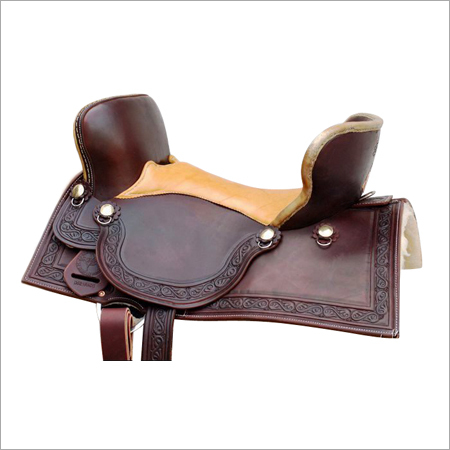 Spanish Horse Saddle