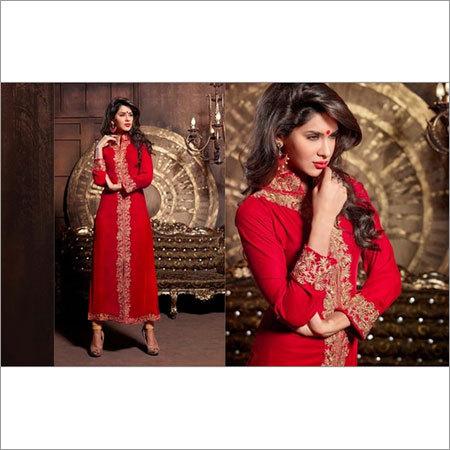 Maisha Velvet Designer Suit