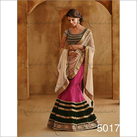 Shaded Wedding sarees