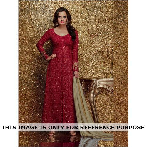 Diya Mirza Beautiful Salwar Suit