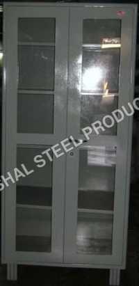 Glass Locker Unit