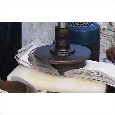 Hydraulic Paper Punch Machine