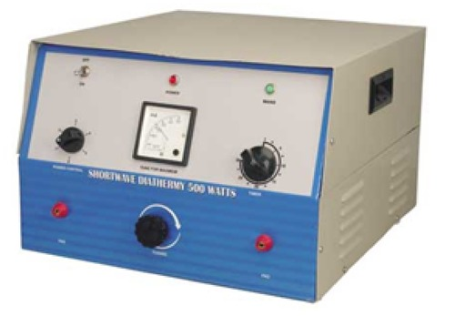 SHORTWAVE DIATHERMY TABLE TOP