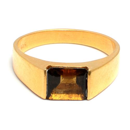 Natural Tourmaline  Vermeil Gold- 2 micron