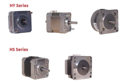 STEPPER MOTORS HY/HS SERISE