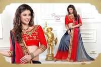 Casual Festival Wear Saree