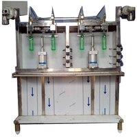 Pneumatic Bottle Filling Machine
