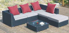 Outdoor Modern Rattan Sofa