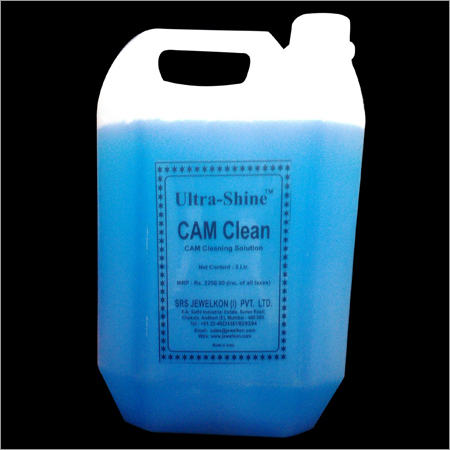 CAM Cleaning Solution