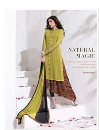 Designer Party Wear Georgette Suit