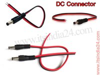 DC Connector Wire Red/Black