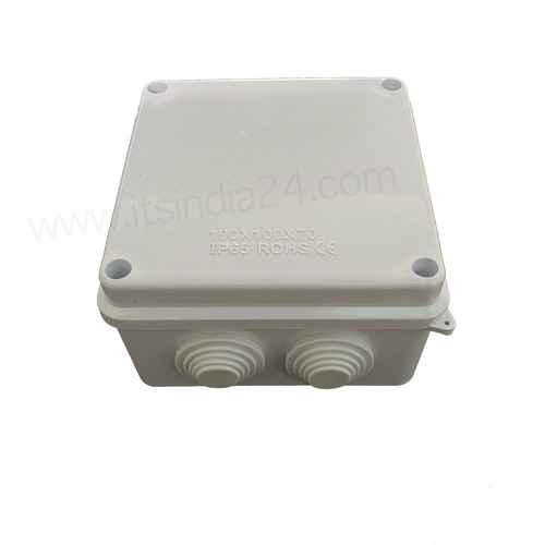 CCTV Junction Box 4 x 4ABS Outdoor