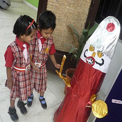School Nursery Kids