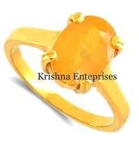 Gold Polish Ring