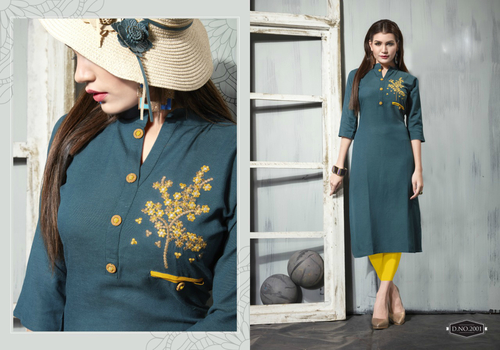 Beautiful Combination Indian Kurtis