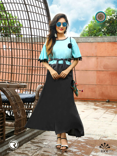 Indian Daily Wear Formal Wear Kurtis