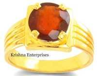 Gold Polish Asht Dhatu Ring