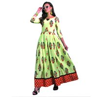 Latest Wear Cotton kurti for girls