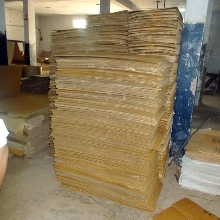 Corrugated Packaging Sheets