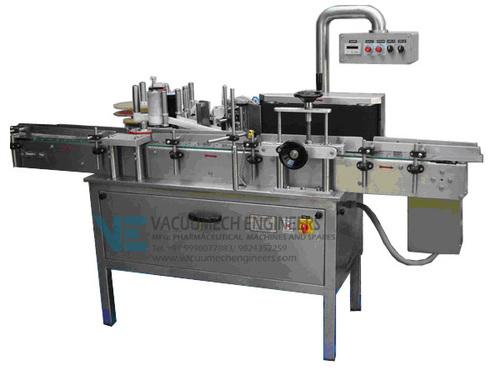 Automatic Vertical Sticker Labelling Machine