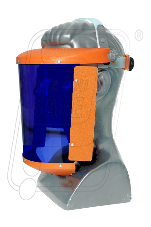 Face Shield for Furnace