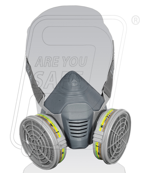 Gas Cartridge Mask