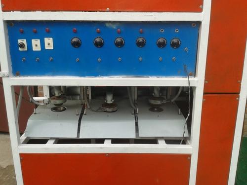 FULLY AUTOMAtic  paper plates 6 dies machine urgent sale