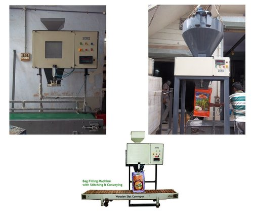 Industrial Bag Packaging Machine