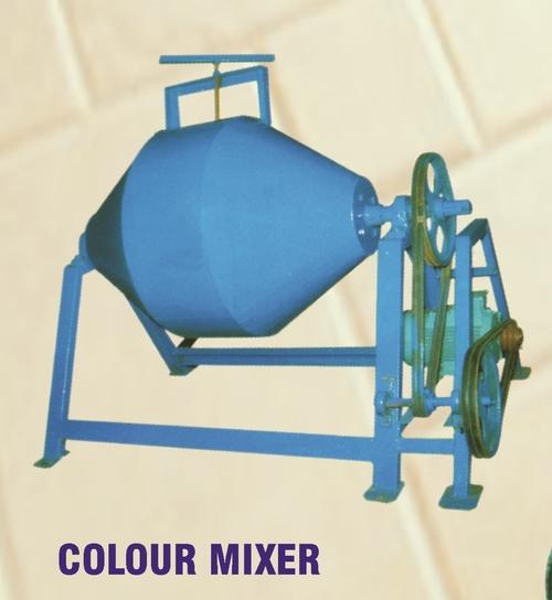 Colour Mixture