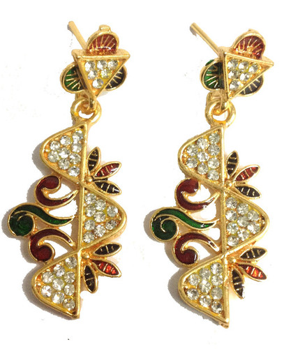 Imitation Gold Plated Ear Rings