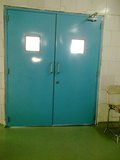 Cleanroom Flush door