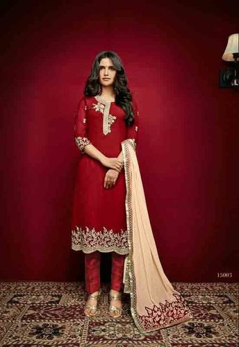 Online Shopping For Faux Georgette Salwar Suit