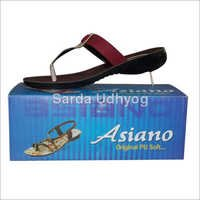 Designer  Ladies PU Sandals