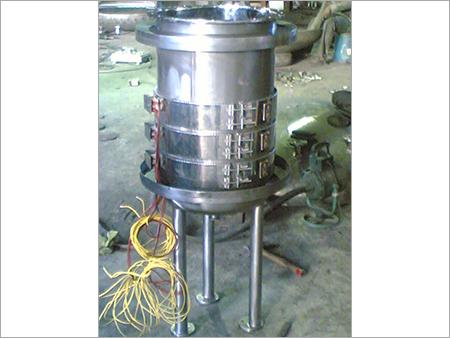 Ceramic Heater Band SS Tank