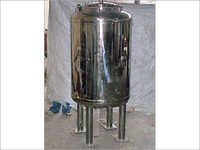 Industrial Stainless Steel Tank