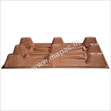 Eco Friendly Compressed Wood Pallets