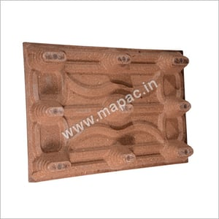 Nestable Design Moulded Wood Pallets