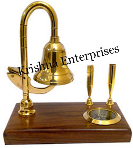 Brass Pen Holder