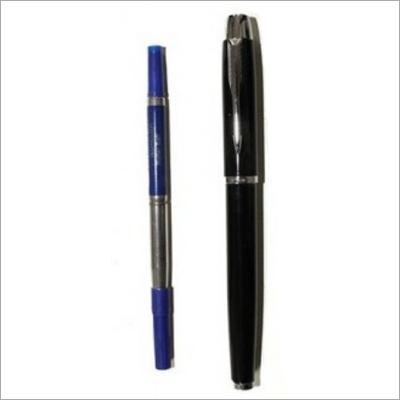 Metal Black Fountain Pen
