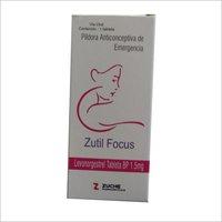 Levonorgestrel 1.5 mg Tablets