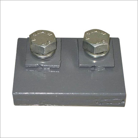 Flat Type Rail Clamp