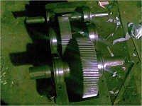 EOT Crane Gearbox