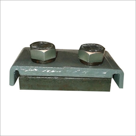 Industrial Rail Clamps