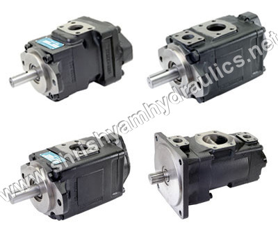 Triple Vane Pumps
