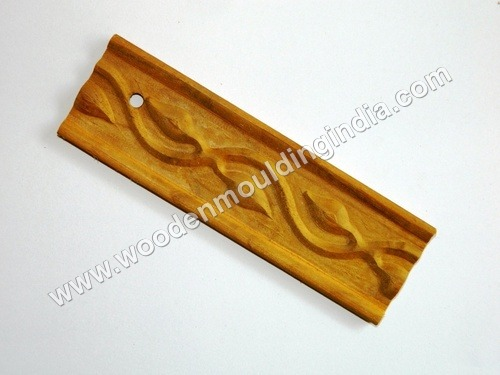 Pentography Leaf Design Moulding