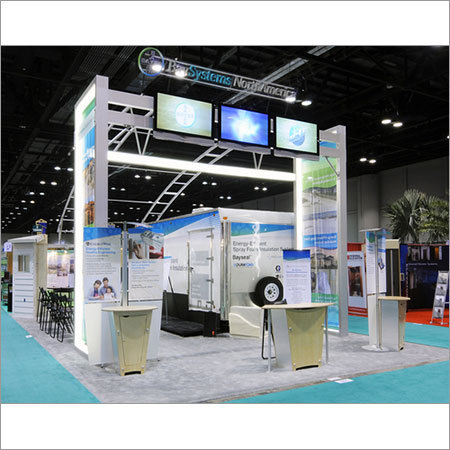 Exhibition Decoration Service