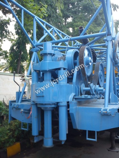 Direct Rotary Drill Rig