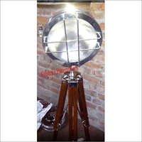 Brass Nautical Spot Light