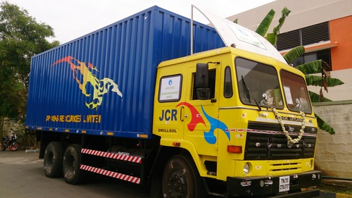support truck
