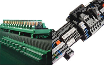 TERMINAL BLOCKS & CONNECTORS